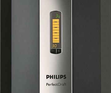 Philips HD3620/25 Perfect Draft Bierzapfanlage mit digitalem Display