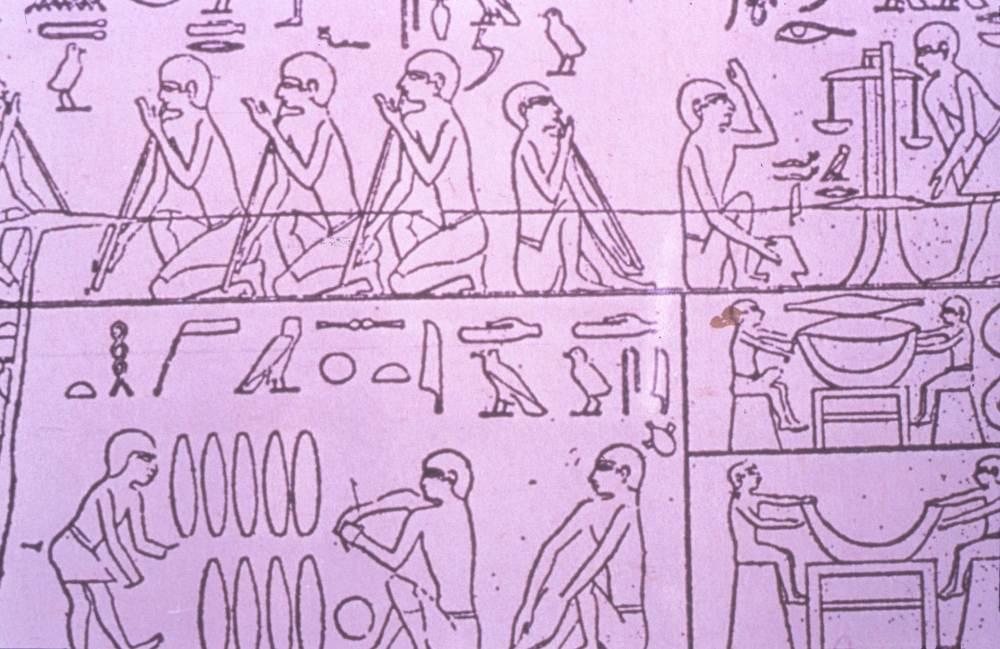 Summerer vor 6000 Jahres