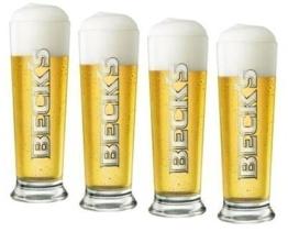 6-Becks-Bierglaeser