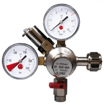 Druckminderer 1-leitig CO2 für AFG