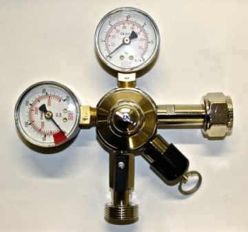 Druckminderer 1-leitig CO2