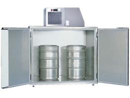 Fassvorkühler für 2 KEG-Fässer aus Edelstahl - 1
