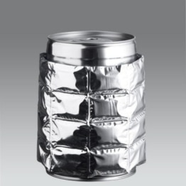 Kühlmanschette für 5 Liter Fässer - Kühlung für 5L Bier Partydosen - 1