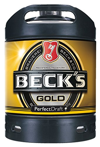 Beck's Gold Perfect Draft 6 l