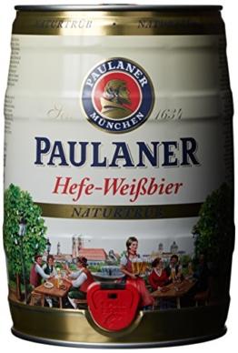 Paulaner Hefe natur (1 x 5 l)