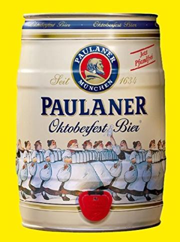 Paulaner Oktoberfestbier 5l Fass
