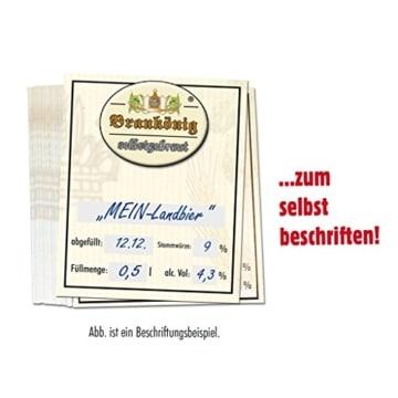 Bierbrauset Braukönig BIERDOSE luxus