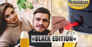 BRAUKÖNIG ® Braufass Express – Black Edition