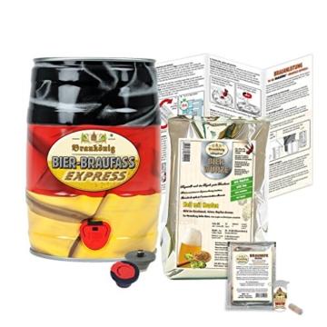 BRAUKÖNIG ® Deutschland Braufass Express