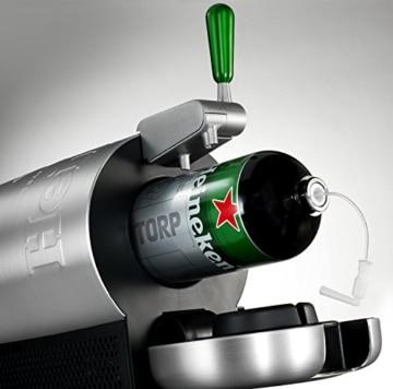 THE SUB Bierzapfanlage für Zuhause von Krups, Heineken Edition