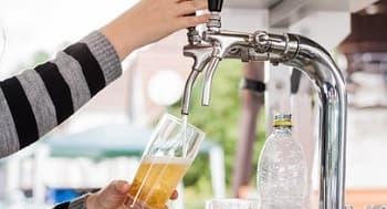 Welche Vorteile hat ein frisch gezapftes Bier aus einer Bierzapfanlage gegenüber einem Flaschenbier?